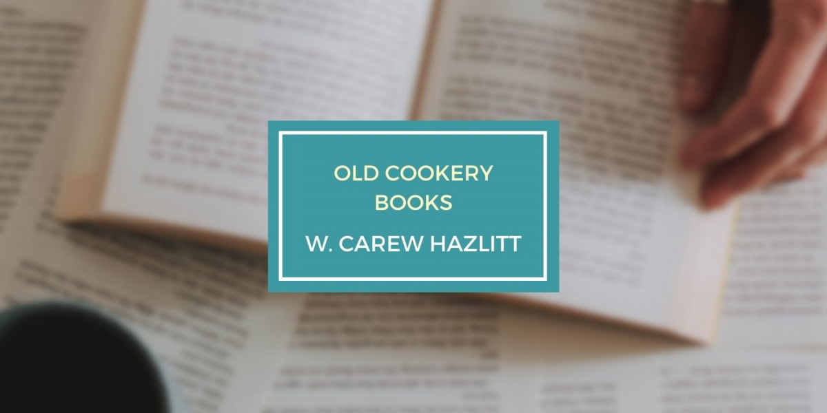 cover of the book Old cookery books