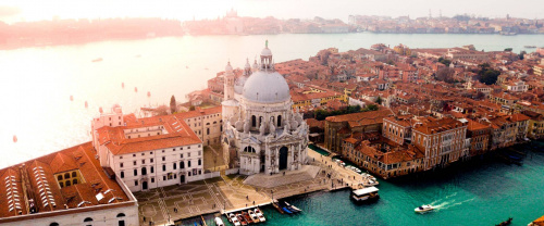 venice panoramic picture