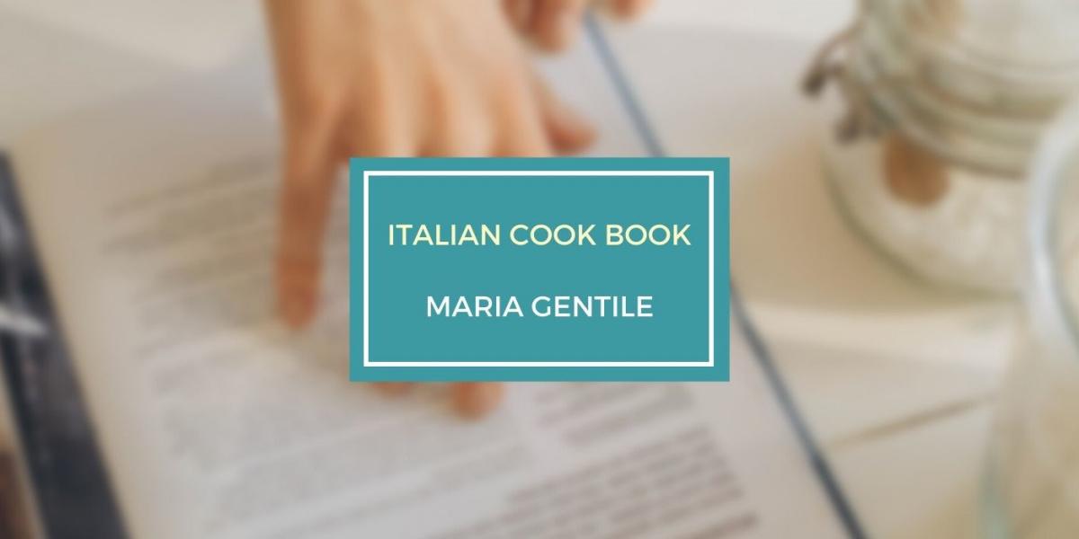 cover of the book Italian cookbook