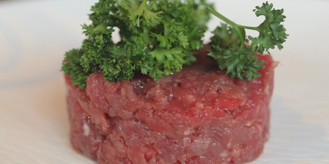 Insalata di carne cruda